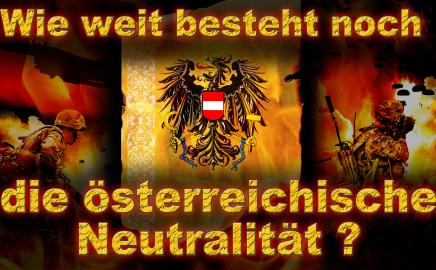 Wie Weit Besteht Noch Die österreichische Neutralität Klatv