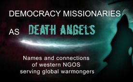Democracy missionaries as death angels