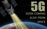 5G soon coming also from space