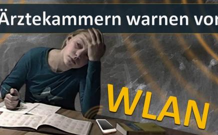 Ärztekammern warnen vor WLAN!