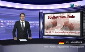 Кінець «Southstream»: як держави ЄС повинні саме себе бичувати