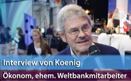 Interview mit Peter Koenig - Referent bei der 13. AZK